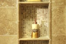 bathrooms / by Mary Wagner