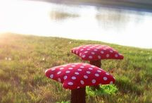 fairie garden / by Megan Armes