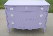 Painted Furniture / by Lesley Stein