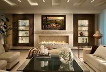 Livingroom decor / by Jen McClendon