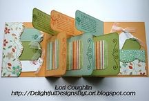 Mini Albums, brag books etc / by Penny D