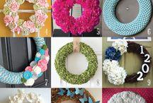 Wreaths / by Trisha Shoebridge