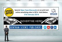 Special Discount Offer! / Bentham Science Publishers Deals!! / by Bentham Science Publishers