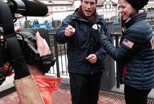 NBC4's Whit Johnson in Sochi / by NBC LA