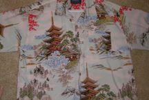 I love hawaiian shirts. / by Stephen Wilde