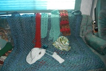 Crochet : Stuff to make, already made / by Lorie Patterson