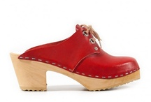 Clogs for Swedish Lucia  / Celebrate Lucia by wearing beautiful Swedish Clogs / by Sandgrens Clogs