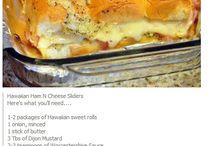 Food recipes / by Kristen Smit