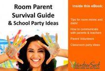 Room Parent / by Tricia Gray