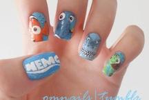 Nifty Nails / by Samantha Maich