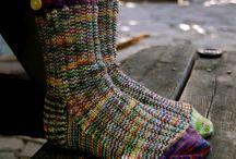 Knitting & Crochet Inspiration / by Kiva S.