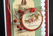 Handmade Christmas Cards / by Beth Westover