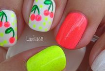 Nail art / by Arica Clark-Cain Young