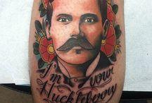 Tatted up  / Beautiful/interesting tatts  / by Noche