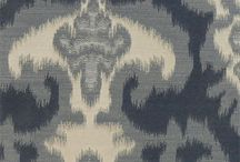 Ikat fabrics / by Warehouse Fabrics Inc.