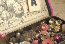 buttons / by Susan Schmarkey
