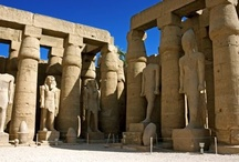 Egypt / by Helene Breitenberger
