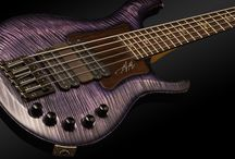 Cool Guitars/Basses / Add guitar pins and invite fellow guitar lovers! / by Ernie Ball