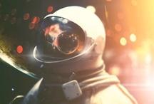 Space, the final frontier / by Matt Frisbie