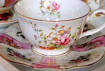 Tea time / by Irmelin Wagner Gortz