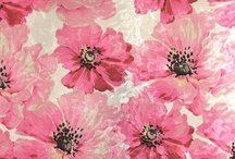 Decorative Paper in Rolls / great for gift wrapping or craft projects / by Kate's Paperie