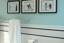 Bathroom Ideas & Colors / by Kristy Shetley
