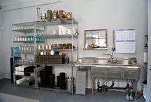 Studio/Workspace / by *michellabella *