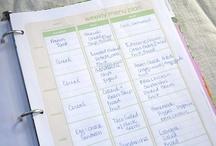 Organize Me Please! / by Kelly Odom