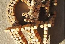 Repurposed Wine Corks & Bottles - Drink for Arts Sake / DIY gifts, DIY decorations, etc. / by Sarah Henige
