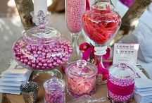 Sweets and Treats Tables / by Unforgettably Sweet