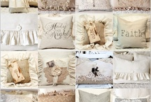 pillows / by Cindy Leaf