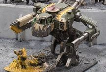 War gaming! / by Jenna Stanford