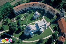 Medieval Serbia / Unique in their architecture, sculpture and ornamentation, frescoes, icons, manuscripts and numerous works of applied art, the monasteries of Serbia have long been a focus of attention for tourists and mediaeval art experts alike.  / by Serbia Travel