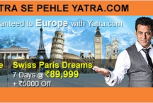 International Destinations / by Yatra Holidays
