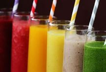 Smoothies/Drinks / by Mary Weise
