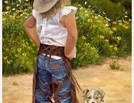 Country Girl / country life / by Cindy Wilber