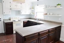HOME DIY: Kitchen and Dining / by Crafty Lady Abby