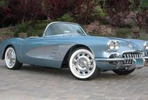 Corvette / by Randy Curry