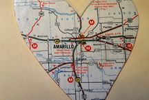 Amarillo, Texas and other parts of Texas / by glenda bledsoe