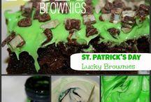 St. Patrick's Day / by Jamie Salmela