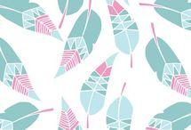 Patterns & Prints / by Jodie