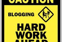 "Blogging & Writing / by Lorie ""Annie"" Elliott - Reilly"