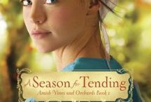 Amish Fiction / Life, love, loss, and joy are found in the Amish communities.  / by Anderson County Library