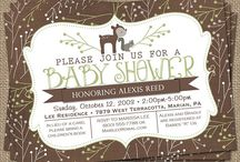 Eliza's Baby Shower / by Molly Lounsbury