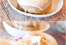 Baked Donuts / by Nann's Cupcake Kitchen