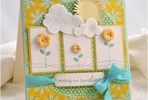 Cards inspiration stamping / by Jennie Black