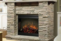 FIREPLACES / by Dawn Gilley