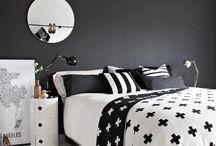 Bedroom makeover / by Jennifer Shimeld