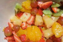Recipes / by Judy Bonds