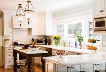 Kitchen Ideas / by Melissa Stone